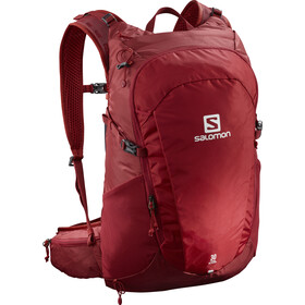 Salomon Trailblazer 30 Backpack red chili/red dahlia/ebony